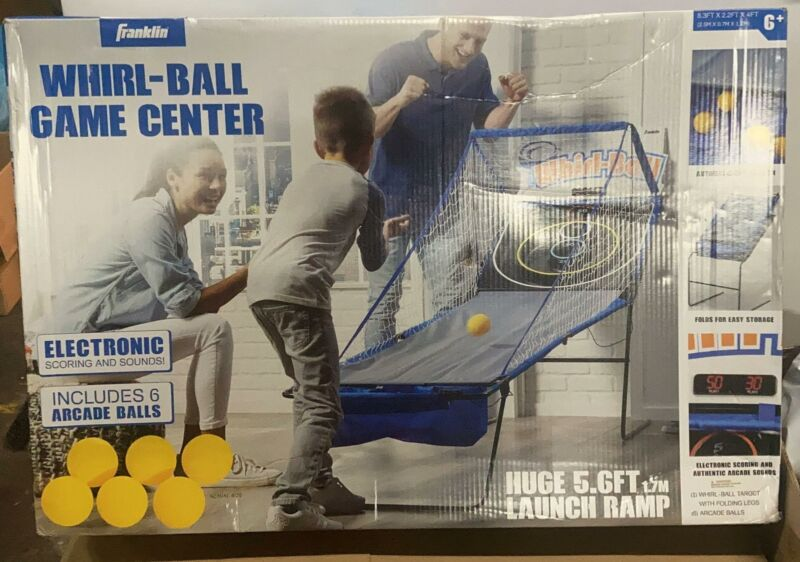 Franklin Sports Arcade Whirlball - Large