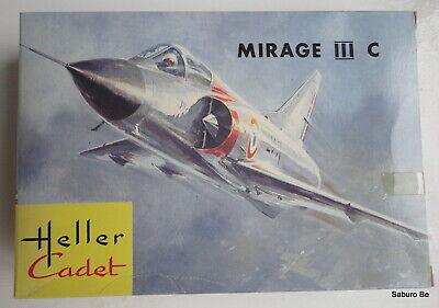 HELLER CADET  MIRAGE III L 001   # 1