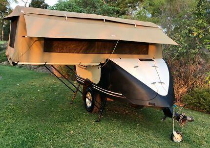 Ultimate off road camper
