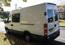 2007 IVECO Daily 35S14 High-Roof Van Sydney City Inner Sydney Preview