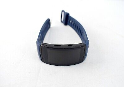 PLEASE READ Samsung Gear Fit 2 Pro Fitness Smartwatch SM-R365 -JEM3007