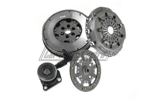 FOR FORD FIESTA 1.4 TDCI DUAL MASS FLYWHEEL CLUTCH COVER DISC CYLINDER 04/2003-
