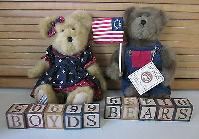 Boyds Terrific Bears
