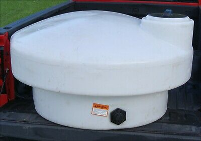 210 Gallon Poly Storage Pickup Truck Water Tank By Norwesco