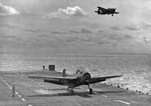"""US Navy Grumman TBM Avenger ((8.5""""X11"""")) Print"""