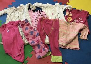 Baby girl clothing 12 month box