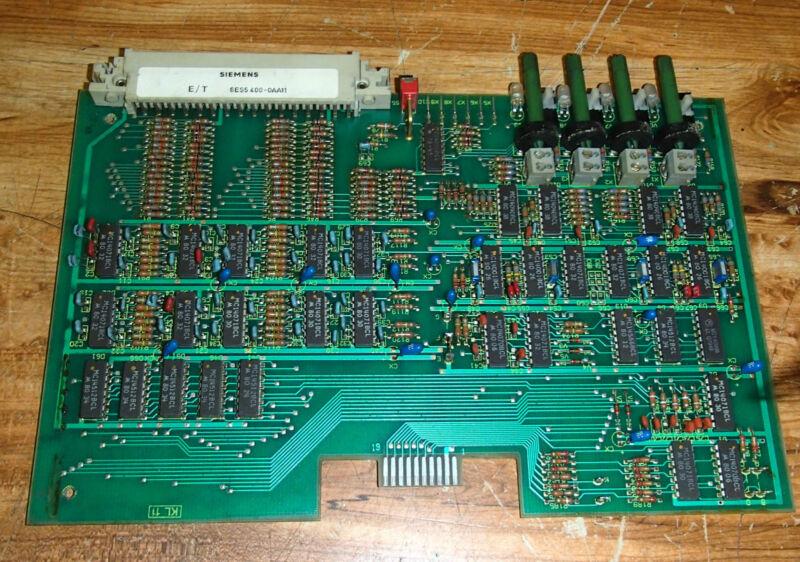 Siemens Circuit Board E88430-A3652-C4-B _ E88430A3652C4B PCB