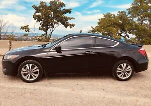 2008 Honda Accord EX-L 2 DR Coupe