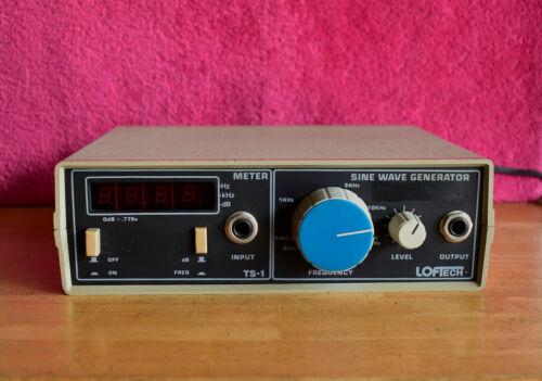 Loftech TS-1 Sine Wave Generator
