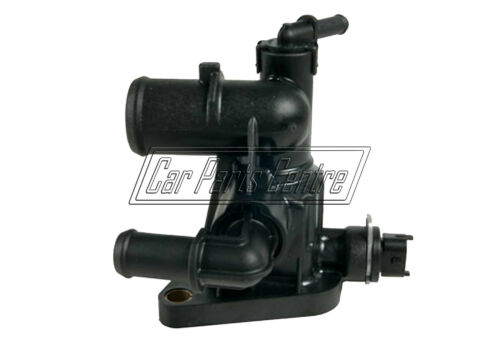FOR FIAT 500 1.3 JTD MULTIJET COOLING COOLANT THERMOSTAT & HOUSING 12- 199B4.000