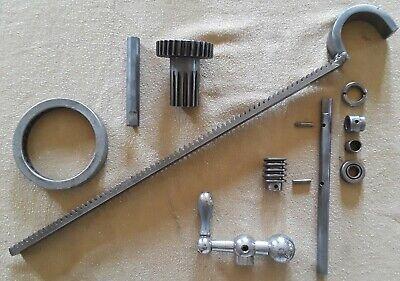17-in. Delta Rockwell Walker Turner Drill Press Table Head Raising Parts