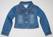 Girls Jean Jacket Size 8