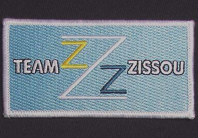 THE LIFE AQUATIC TEAM ZISSOU LOGO EMBROIDERED HALLOWEEN COSTUME IRON ON PATCH (The Life Aquatic Costume)