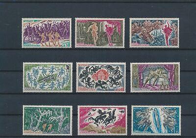 LO16162 Monaco damnation of Faust folklore fine lot MNH