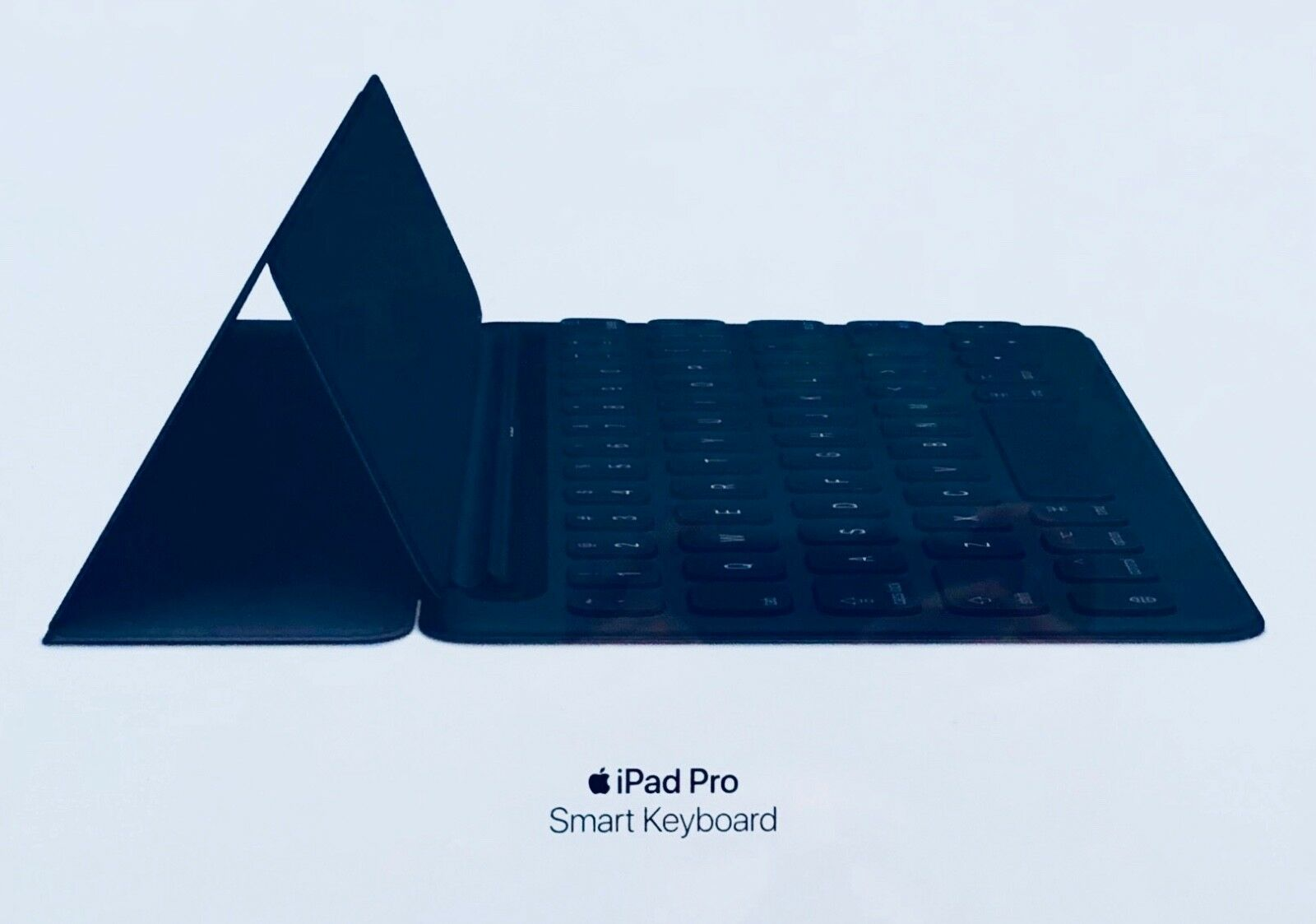Apple Smart Keyboard Tastatur Für Ipad Pro 10.5 Mptl2da - Qwertz Layout 16