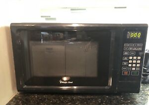 Black Magic Chef Microwave