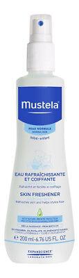 Mustela Skin Freshener 6.76 oz 200 ml. Baby Skin Care Product