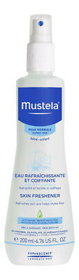 Mustela Skin Freshener 6.76 oz 200 ml. Baby Skin Care Produc