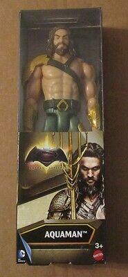 Dc Comics Batman Vs  Superman  Aquaman   12 Inch Posable Figure   Nip