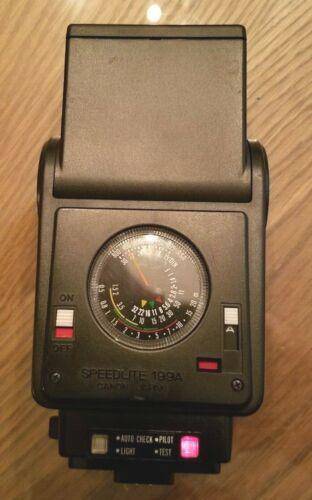 Canon Speedlite 199A Flash