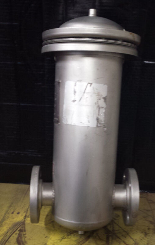 """2"""" 3-Cartridge PALL Filters National Board Number 41802"""