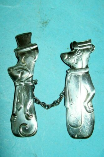 Rare 1959 Huckleberry Hound & Yogi Bear Girl