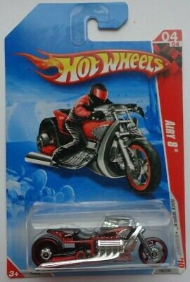2010 Hot Wheels ~HIGHWAY~ Airy 8 4/4