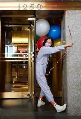 Alex Mill P'Jimmies Dream Suit jumpsuit or pajamas XXS XS Jimmy Fallon