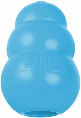 Dog Chew Toy (NEW KONG Blue Puppy Dog Pet Teething Aid Treat Chew Toy Assorted)