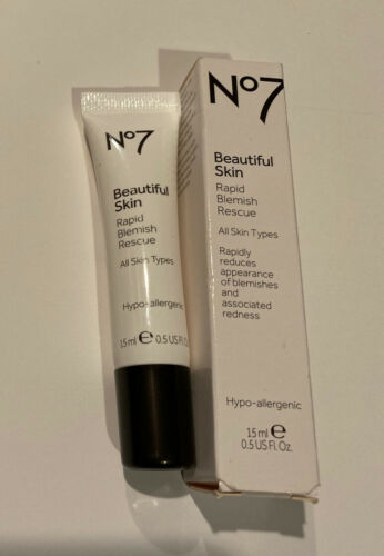 No7 Beautiful Skin Rapid Blemish Rescue 0.5 oz No 7