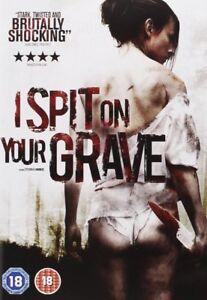 I Spit On Your Grave (DVD) *NEW & SEALED*