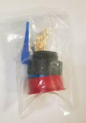 Bendix Circular Mil-spec Connector Plug D3899926wf11pn