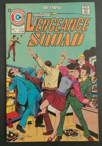 Vengeance Squad #1