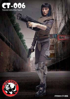 1/6 Major Motoko Kusanagi FULL FIGURE Ghost in the Shell USA Phicen Toys Hot