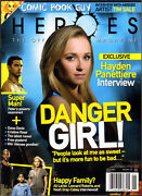 Heroes Official Magazine
