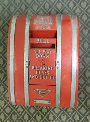 Edwards 1251-0 Metal Pull Station