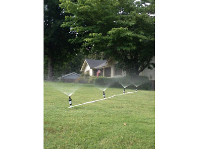 More than-Ground Portable Flexible Sprinkler System, Portable Irrigation System