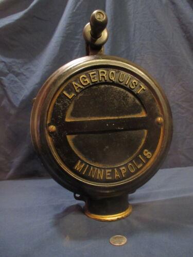 Rare Vintage Lagerquist Elevator Controller Industrial 1930