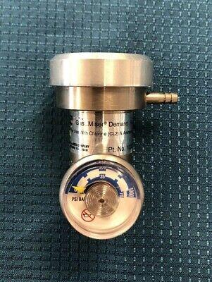 Msa Gas Miser Model Rp Ammonia Or Chlorine Demand Regulator - Free Shipping