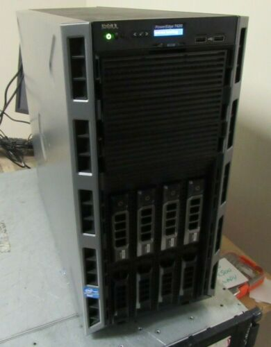 Dell PowerEdge T420 1xXEON E5-2450 v2 8C 2.5GHz 32GB 4x2TB HD H710 Tower Server