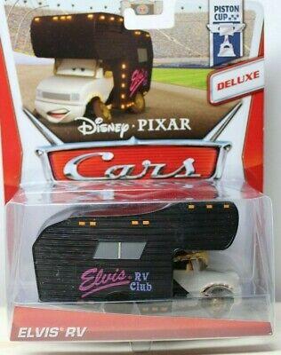 DISNEY PIXAR CARS - ELVIS RV - DELUXE- PISTON CUP
