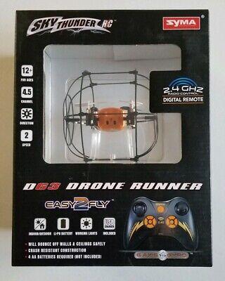 Syma D63 Drone Messenger Quadcopter (New)