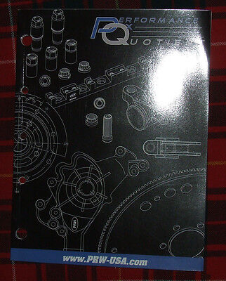 Performance Quotient Engine Performance Parts 2009  USA  DEALER CATALOG