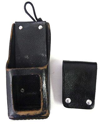 Motorola Xts5000 Xts3000 Xts2500 Portable Radio Leather Holster W Belt Loop