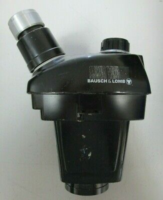 Bausch Lomb Stereozoom 4 0.7x-3.0x Black Microscope Head