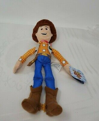 Disney Pixar Toy Story 4 Small Plush Woody