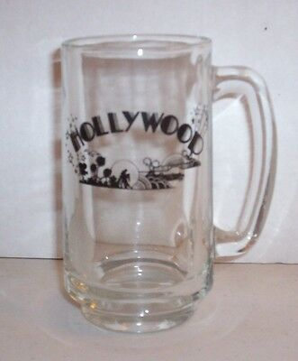 HOLLYWOOD - Souvenir Drinking Glass Mug