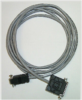 Serial Cable For Roland Pcut Creation Vinyl Cutter Plotter 10 Feet Long