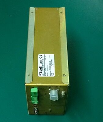 Spellman Xrm50p50x3465 X-ray Power Supply 4-50kv 1067