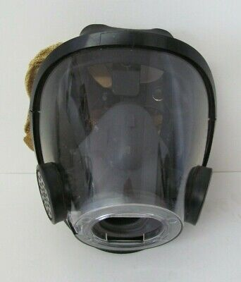 Scott Av-3000 Full Facepiece Mask W Nose Cup Scba Air Pak Medium